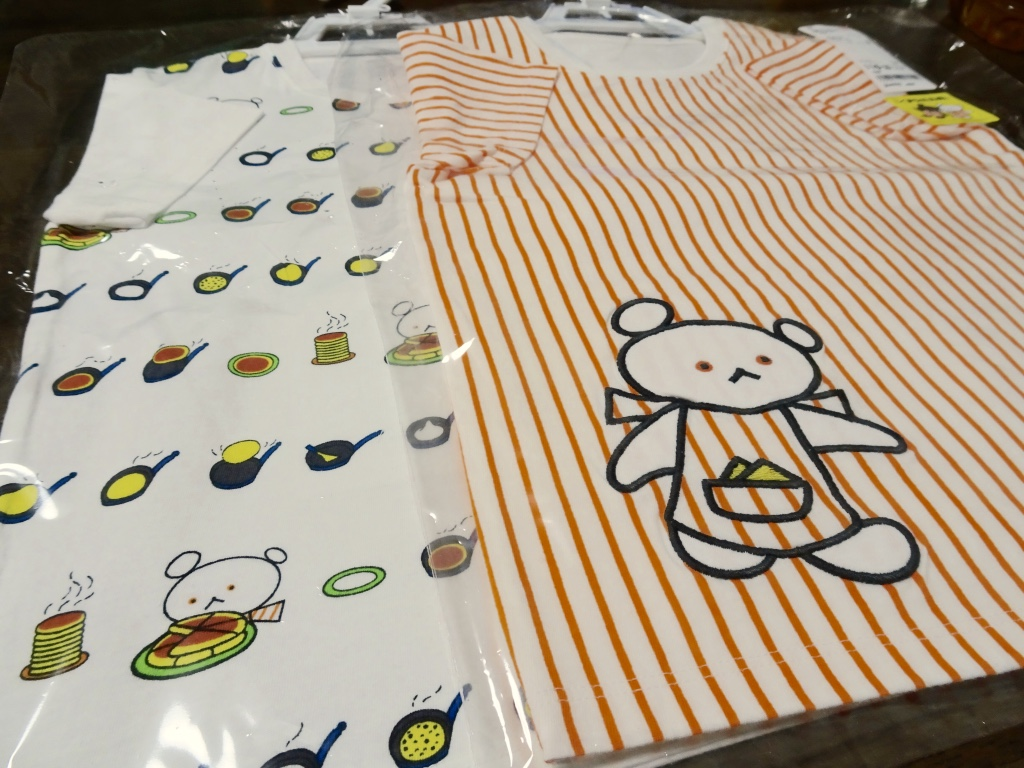 ユニクロ 絵本コレクション こぐまちゃんtシャツが可愛すぎて